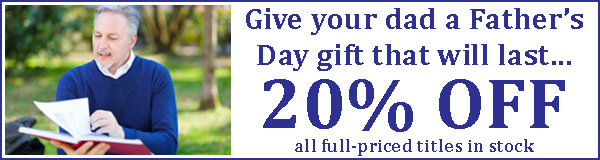 20% off for Father's Day