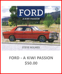 Ford A Kiwi Passion
