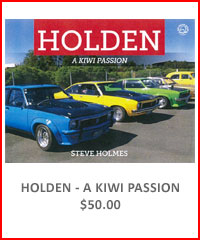 Holden A Kiwi Passion