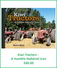 Kiwi Tractors - A Humble National Icon