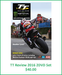 TT 2016 Review DVD