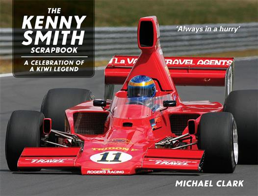 Kenny Smith Scrapbook - A Celebration Of A Kiwi Legend - Click Image to Close