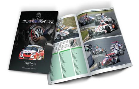 New Zealand Motorsport Yearbook Vol 4 2013-14
