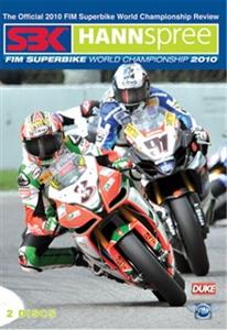 Superbike World Championship Review 2010 2DVD Set PAL Region0 446mins