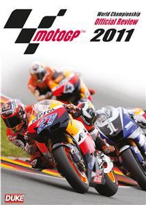 MotoGP 2011 Official Review DVD PAL Region0 222mins