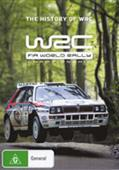 History Of The WRC DVD PAL Region4 104mins OUT OF PRINT