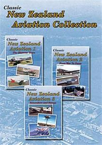 Classic New Zealand Aviation Collection 3DVD Set OUT OF PRINT