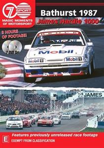 Bathurst 1987 - Magic Moments Of Motorsport 2DVD Set PAL Region4 480mins