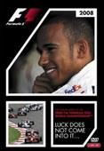 Formula 1 08 Review Luck Does Not Come Into It DVD PAL Region4 228mins