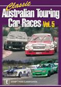 Classic Australian Touring Car Races Vol 5 DVD PAL Region4 91mins