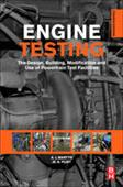 Engine Testing - The Design Building Modification And Use of Powertrain Test Facilities 4th Ed