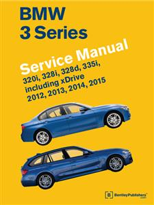 BMW 3 Series 2012-2015 Workshop Manual F30 F31 F34