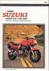 Suzuki Bandit 600 1995-2000 Repair Manual