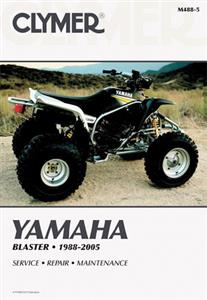 Yamaha Blaster ATV 1988-2005 Repair Manual