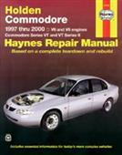 Holden Commodore VT VX 1997-02 V6 And V8 Repair Manual NEWER EDITION AVAILABLE
