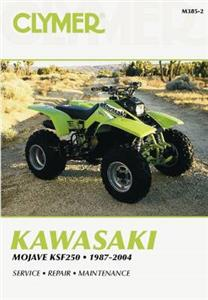Kawasaki KSF250 Mojave 1987-2004 Repair Manual