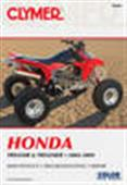 Honda TRX450R & TRX450ER 2004-09 Repair Manual