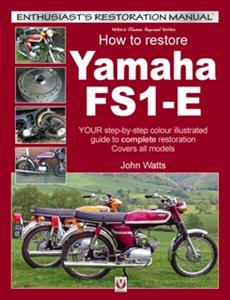 How to Restore Yamaha FS1-E - Enthusiast's Restoration Manual Revised Ed