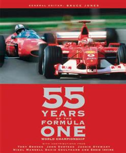 55 Years Of The Formula 1 World Championship
