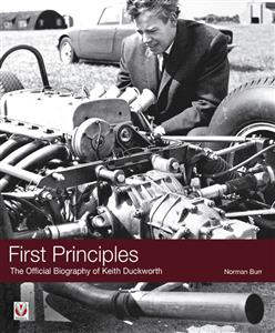 First Principles - The Official Biography of Keith Duckworth OUT OF PRINT