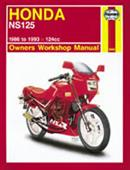 Honda NS125 1986-93 Repair Manual