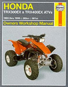 Honda CBR900RR Fireblade 1992-99 Repair Manual