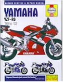 Yamaha YZF-R6 1999-02 Repair Manual