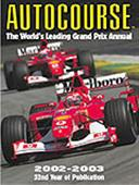 Autocourse: The World's Leading Grand Prix Annual: 2002-2003