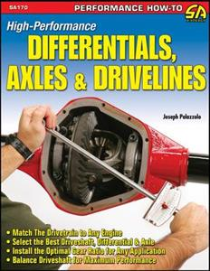 High Performance Differentials Axles And Drivelines
