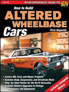 How To Build Altered Wheelbase Cars OUT OF PRINT