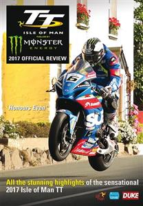 TT Review 2017 2DVD Set - Official Review Of The Isle Of Man TT PAL Region0