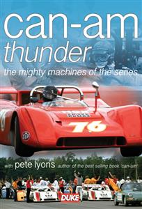 Can Am Thunder DVD PAL Region0 109mins