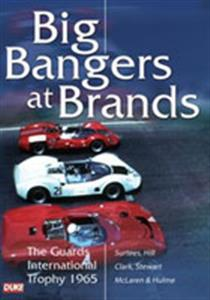 Big Bangers At Brands The Guards International Trophy DVD PAL Region0 31mins