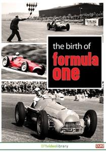 Birth Of Formula One DVD PAL Region0 63mins