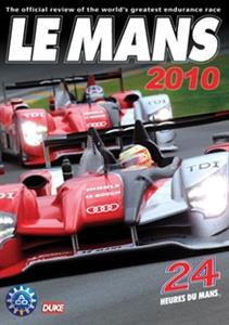 Le Mans 2010 Review DVD PAL Region0 90mins