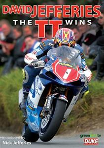 David Jefferies The TT Wins DVD PAL Region0 185mins