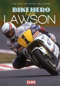Bike Hero Eddie Lawson DVD PAL Region0 60mins