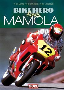 Bike Hero Randy Mamola DVD PAL Region0 60mins