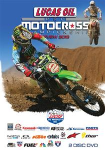 AMA Lucas Oil Pro Motocross Championship Review 2013 DVD NTSC Region0 470mins