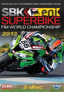 Superbike World Championship 2013 Official Review 2DVD Set PAL Region0 442mins