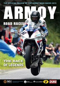 Armoy Road Races 2015 DVD PAL Region0 97mins