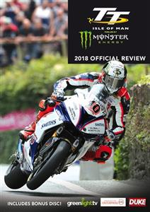 TT Review 2018 DVD - Official Review Of The Isle Of Man TT PAL Region0