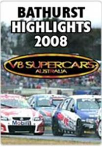 Bathurst 1000 2008 Highlights DVD PAL Region0 200mins