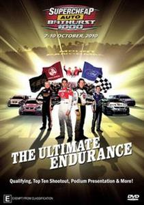 Bathurst 2010 Highlights DVD PAL Region0 180mins