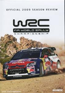 WRC World Rally Championship 2009 Review DVD PAL Region0 52mins