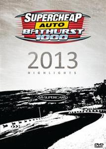 Bathurst 1000 2013 Highlights DVD PAL Region4 180mins