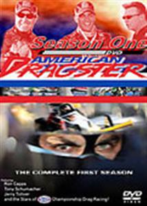 American Dragster Season 1 DVD NTSC Region0 140mins