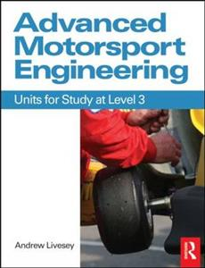 Advanced Motorsport Engineering - Units for Study at Level 3