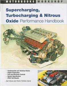 Supercharging Turbocharging And Nitrous Oxide Performance Handbook