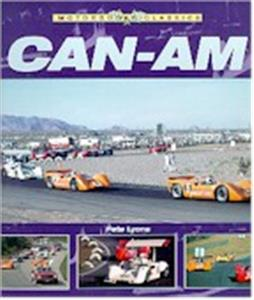 Can-Am Paperback Reissue OUT OF PRINT